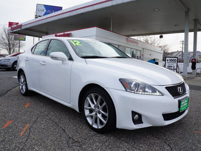 2012 Lexus IS 250 Lodi NJ