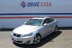 2012_Lexus_IS_250 RWD_ Dallas TX