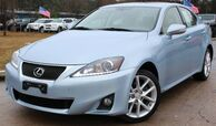 2012 Lexus IS 250 w/ NAVIGATION & LEATHER SEATS