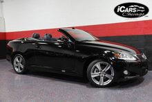 2012 Lexus IS 250C 2dr Convertible