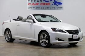 2012_Lexus_IS 250C_NAVIGATION LEATHER HEATED AND VENTILATED SEATS KEYLESS START BLU_ Addison TX