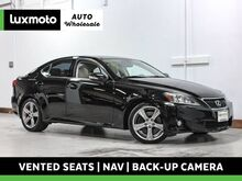 2012_Lexus_IS 350_Navigation Back-Up Camera Heated & Cooled Seats_ Portland OR