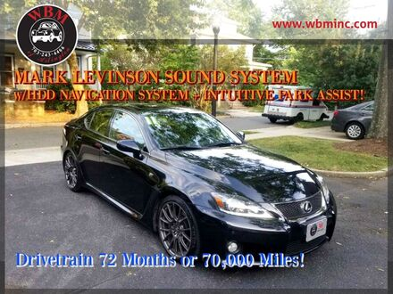 2012_Lexus_IS F__ Arlington VA