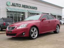 2012_Lexus_IS_IS 350 LEATHER, BACKUP CAMERA, NAV,PUSH BUTTON START_ Plano TX