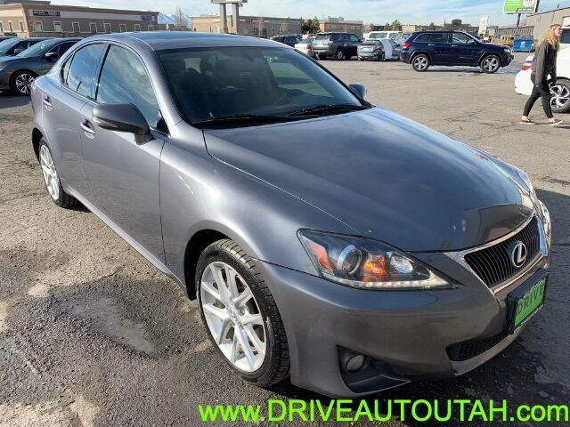 2012 Lexus IS250 AWD