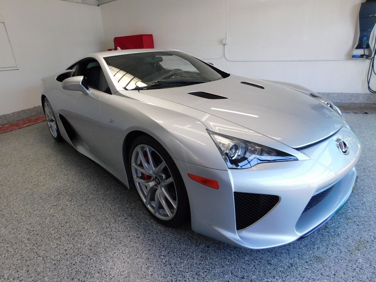 2012 Lexus LFA Base 2dr Coupe