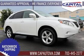 2012_Lexus_RX_350_ Chantilly VA