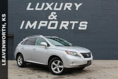 2012_Lexus_RX_350_ Leavenworth KS