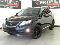 Lexus RX 350 NAVIGATION SUNROOF REAR CAMERA PARK ASSIST HEATED COOLED LEATHER SEATS BLUE 2012