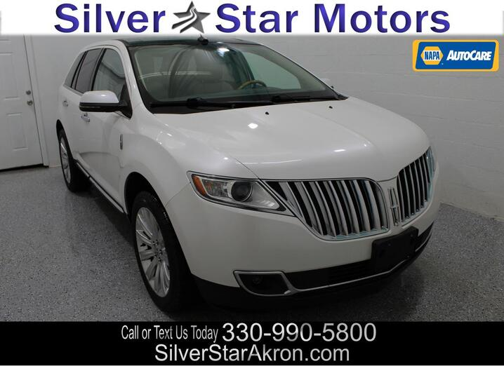 2012 Lincoln MKX  Tallmadge OH