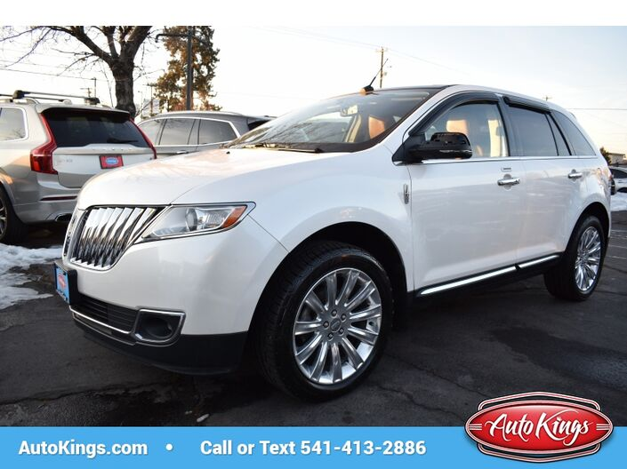 2012 Lincoln MKX FWD Bend OR