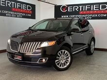 2012_Lincoln_MKX_NAVIGATION PANORAMIC ROOF BLIND SPOT ASSIST REAR CAMERA REAR PARKING AID HE_ Carrollton TX