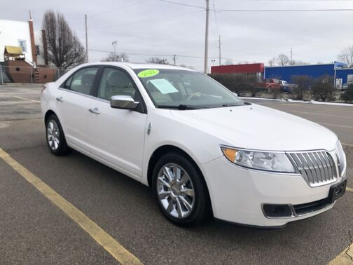 2012_Lincoln_MKZ_AWD_ Frankfort KY