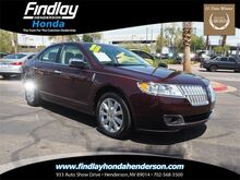 2012_Lincoln_MKZ_Base_ Henderson NV
