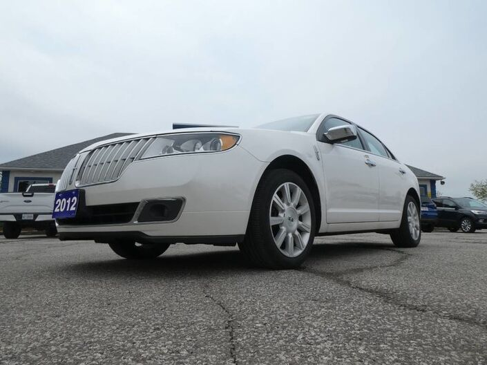 2012 Lincoln MKZ SALE PENDING Essex ON