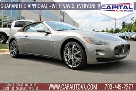 2012_MASERATI_GRANTURISMO CONVERTIBLE__ Chantilly VA