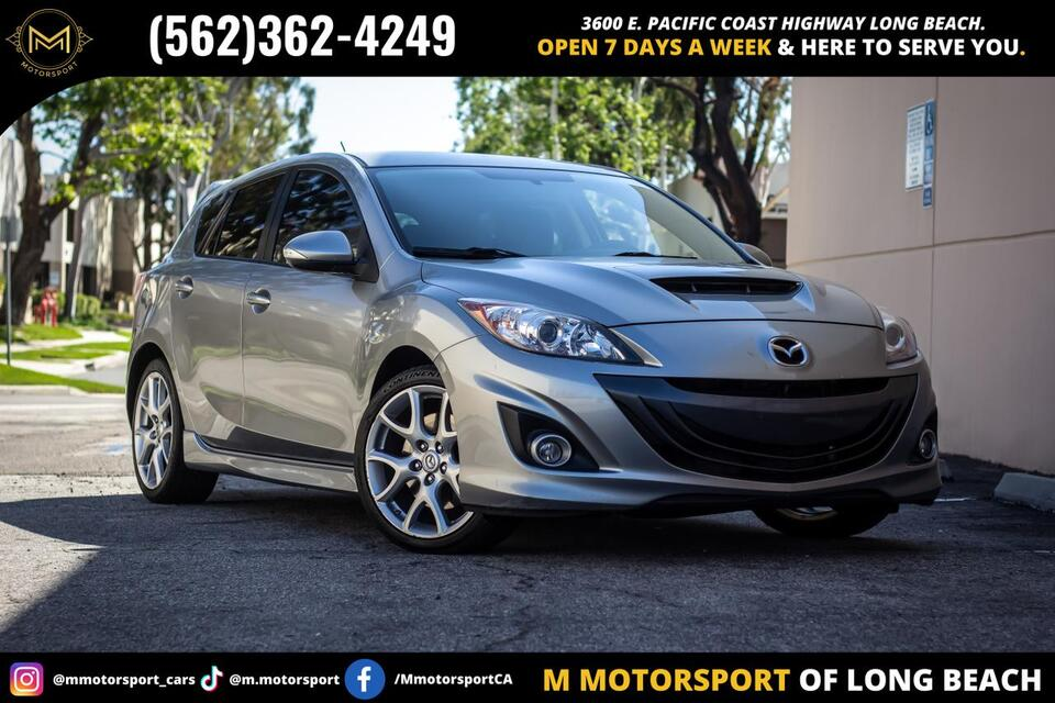 2012_MAZDA_MAZDA3_MAZDASPEED3 Touring Hatchback 4D_ Long Beach CA