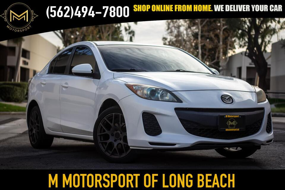 2012_MAZDA_MAZDA3_i Touring Sedan 4D_ Long Beach CA