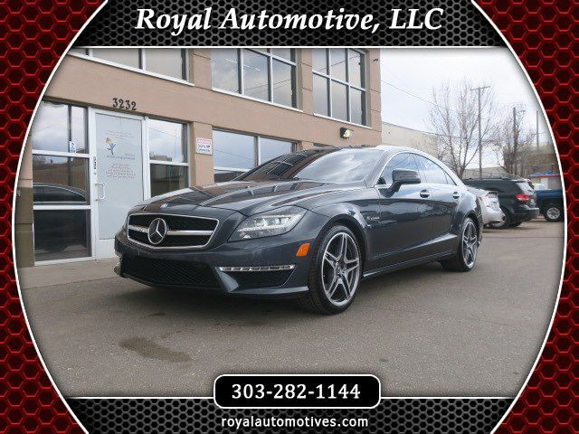 2012 MERCEDES-BENZ CLS 63 AMG Englewood CO