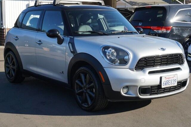 2012 MINI COUNTRYMAN COOPER S ALL4 S