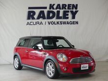 2012_MINI_Cooper Clubman__ Northern VA DC