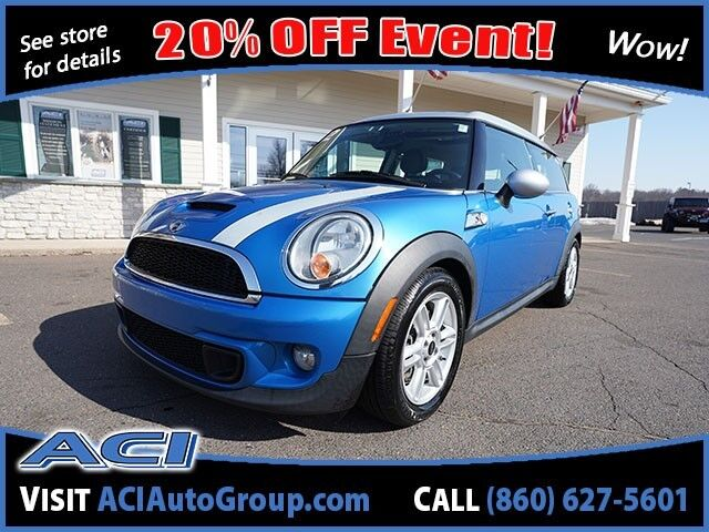 2012 MINI Cooper Clubman S East Windsor CT