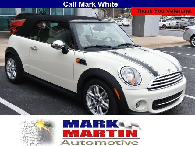 2012 MINI Cooper Convertible Base Batesville AR
