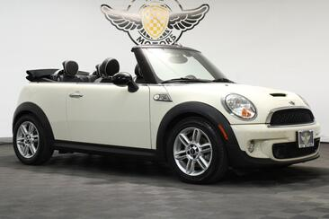 2012_MINI_Cooper Convertible_S_ Houston TX