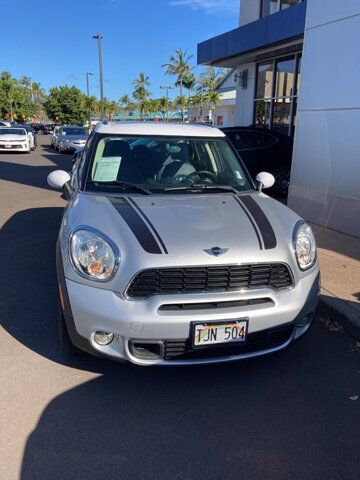 2012 MINI Cooper Countryman AWD 4dr S ALL4 Kahului HI