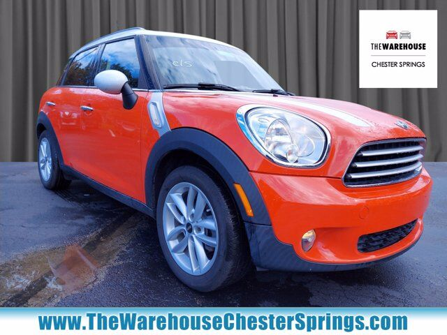 2012 MINI Cooper Countryman Base Chester Springs PA