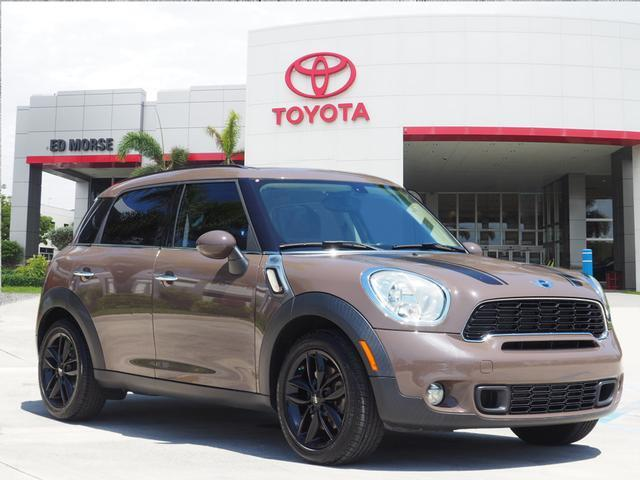 2012 MINI Cooper Countryman Base Delray Beach FL