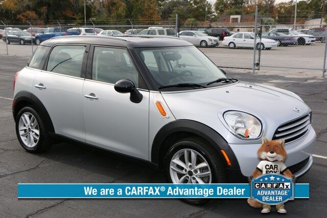 2012 MINI Cooper Countryman Base Savannah GA
