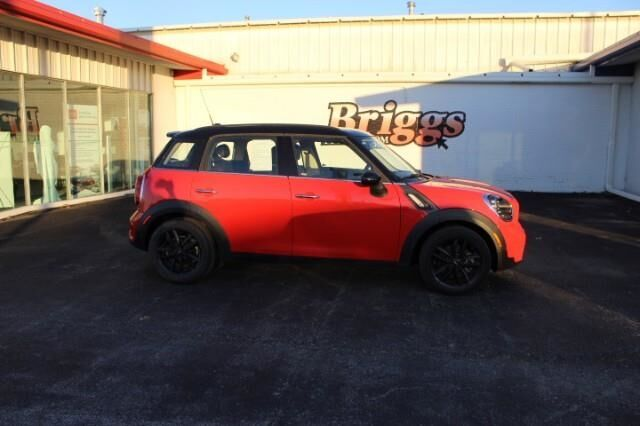 2012 MINI Cooper Countryman FWD 4dr S Fort Scott KS