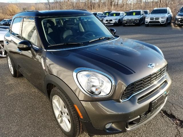 2012 MINI Cooper Countryman FWD 4dr S Pittsfield MA