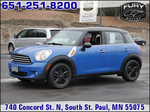 2012 MINI Cooper Countryman FWD 4dr St. Paul MN