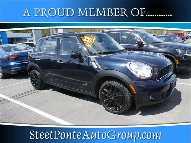 2012 MINI Cooper Countryman S ALL4 Yorkville NY