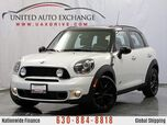 2012 MINI Cooper Countryman S AWD Manual