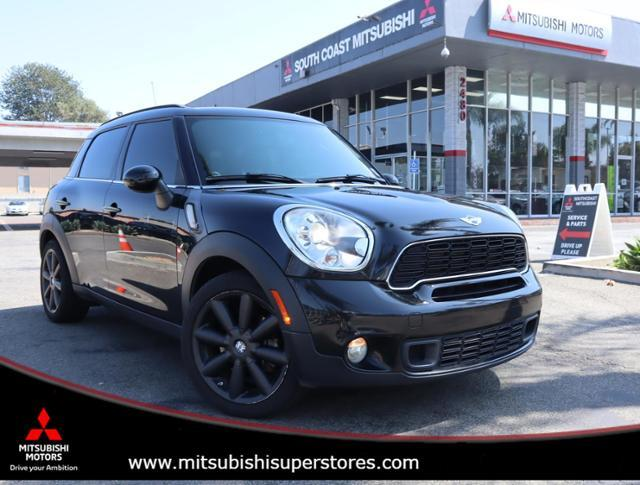 2012 MINI Cooper Countryman S Cerritos CA