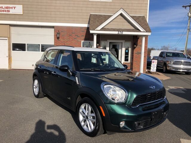 2012 MINI Cooper Countryman S East Windsor CT
