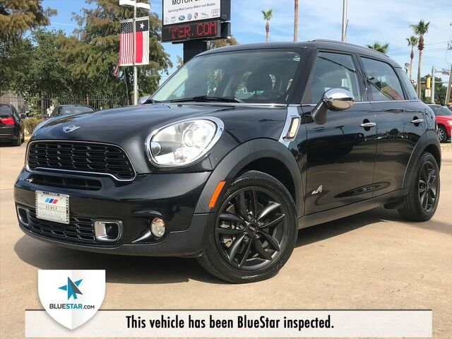 2012_MINI_Cooper Countryman_S_ Houston TX