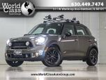 2012 MINI Cooper Countryman S LEATHER SUNROOF ONE OWNER
