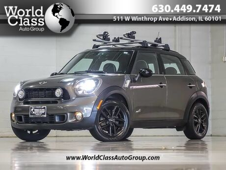 2012 MINI Cooper Countryman S LEATHER SUNROOF ONE OWNER Chicago IL