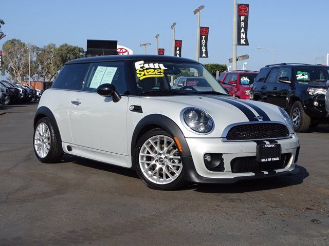 2012 MINI Cooper Hardtop 2DR CPE National City CA
