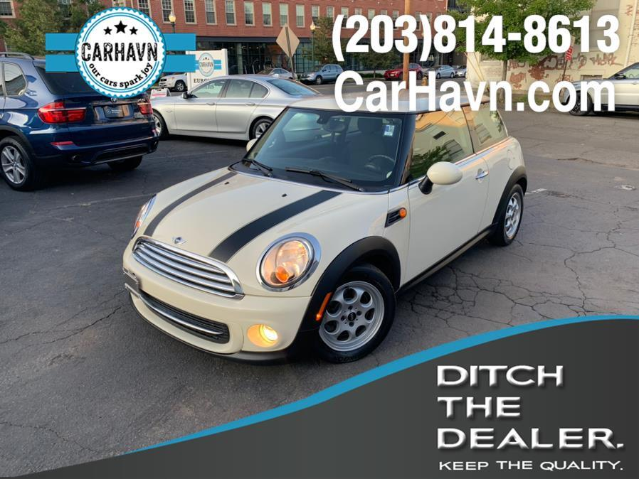 2012 MINI Cooper Hardtop 2dr Cpe New Haven CT