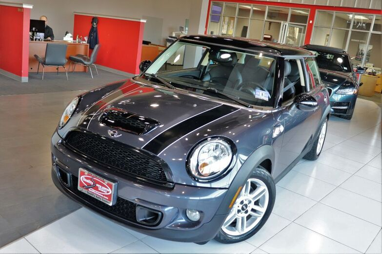2012 MINI Cooper Hardtop S Premium Package Cold Weather Package Springfield NJ