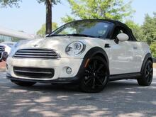 2012_MINI_Cooper Roadster_2dr_ Cary NC
