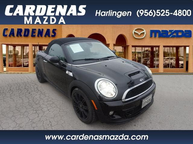 2012 MINI Cooper Roadster S Harlingen TX