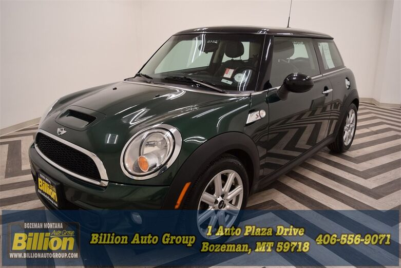 2012 MINI Cooper S Base Bozeman MT