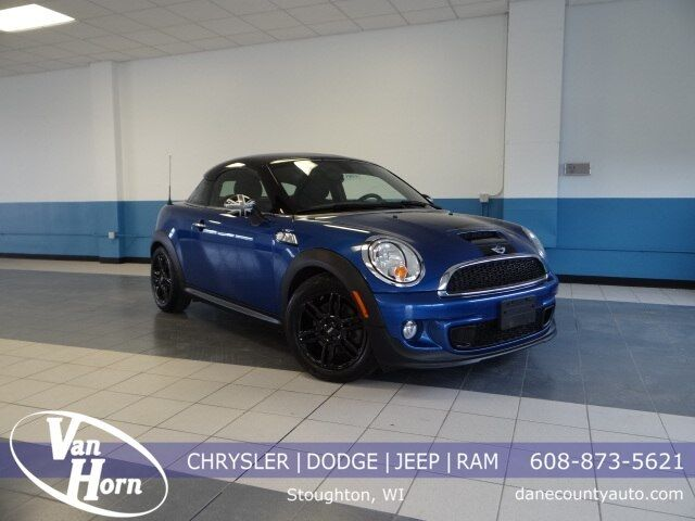 2012 MINI Cooper S Base Plymouth WI