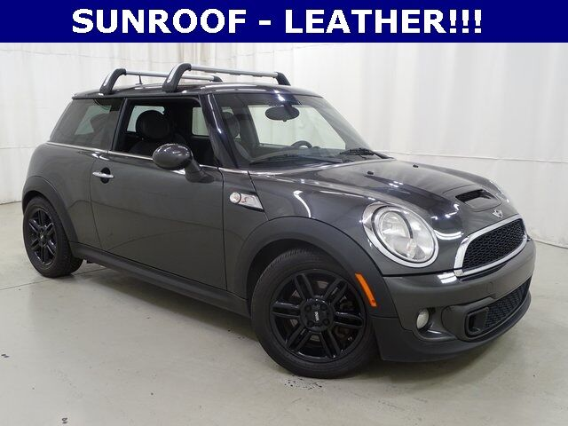 2012 MINI Cooper S Base Raleigh NC